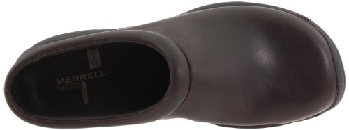 Merrell Encore Gust Slip-on del pattino Smooth Bug Brown
