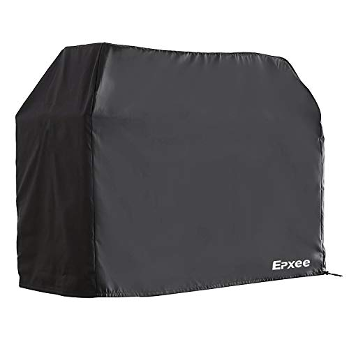 - Epxee Grill Cover, Waterproof Heavy Duty Gas BBQ Grill Cover with Durable 600D Oxford Fabric, 58-Inch