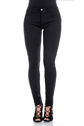 Ambiance Women's Juniors Stretchy Jeggings Pants