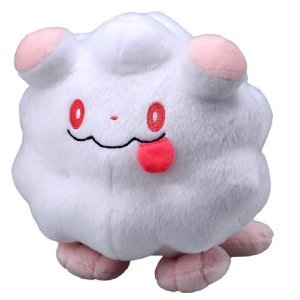 Takaratomy Pokemon X and Y XYN-13 Swirlix 6.5