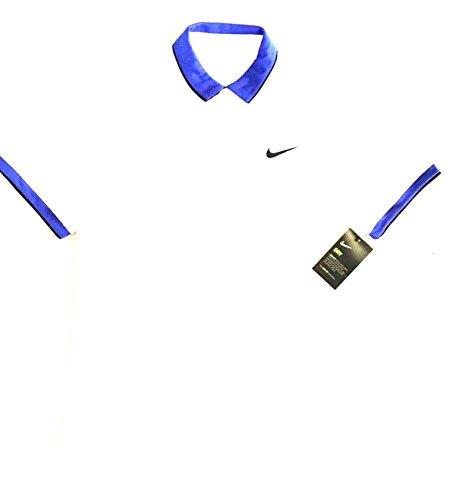 Tennis Dry noir Nkct Polo M noir Team Manches Blanc Homme Supre Courtes Nike bleu 0fSqwAx6