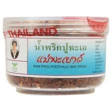 nam-prig-poo-thale-mae-payao