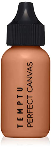Temptu Perfect Canvas Hydra Lock Airbrush Foundation, Latte, 1 fl. Oz
