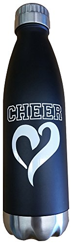 - Cheerleading Water and Drink Bottle