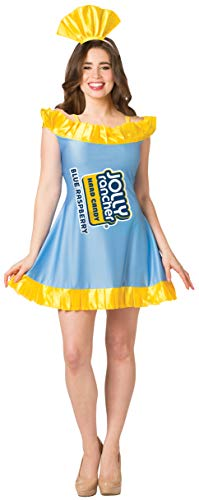 Make Jolly Rancher Costumes - Jolly Rancher Blue Raspberry Candy Costume