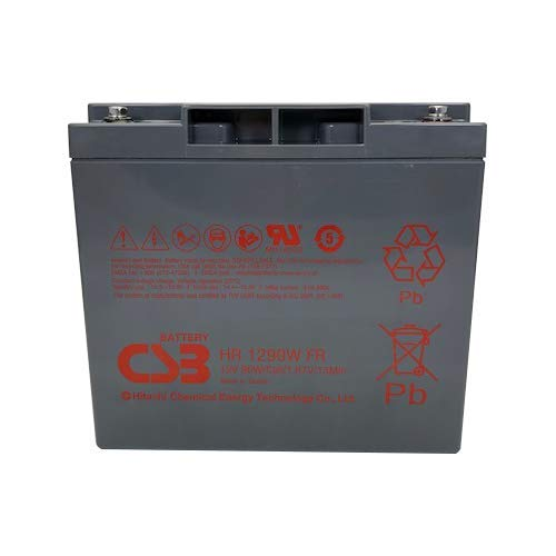 CSB HR1290W High Rate AGM Battery