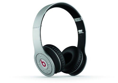 Beats Wireless Headphone Silver Discontinued Manufacturer