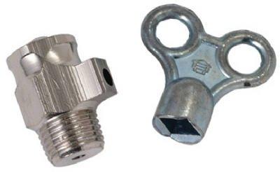 Cobra #829-256 MP Chrome RadiatorVent Key (Plumbers Water Key compare prices)