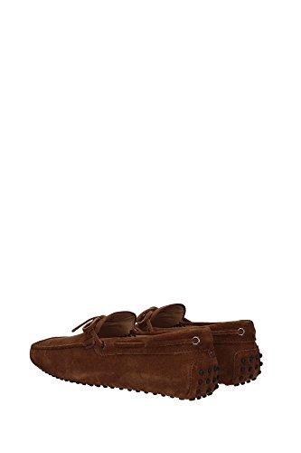 marrón Tod's para Mocasines marrón marrón Hombre wUrUt