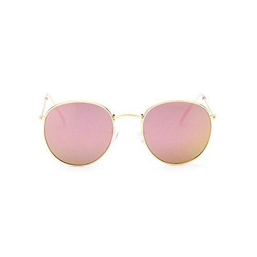 personalidad Gafas clásico OurLeeme rosa de sol 8PSPwn5x