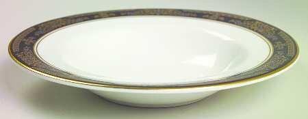 ロイヤルドルトン プレート オールバニー スープ皿 深皿 [並行輸入品] B0133HCEN2