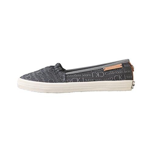 ballerines Calvin Klein Gris chaussures - R8539GRY - 35