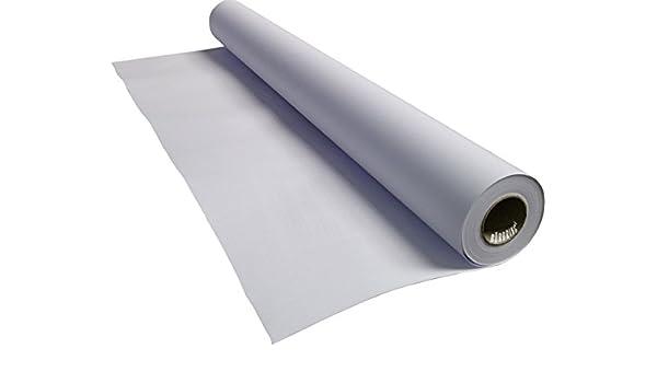 Your Design LFP Papel 914 mmx100 m 80 g Color Blanco estándar para Impresiones en Blanco y Negro de: Amazon.es: Informática
