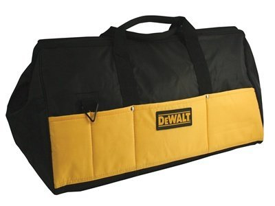 Dewalt 18'' Large Heavy Duty Contractor Tool Bag by DEWALT (Image #1)