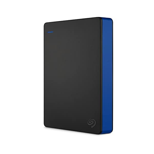 Seagate Game Drive 4TB External Hard Drive Portable HDD – Compatible with PS4 (STGD4000400)