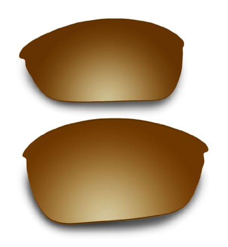 FUSE Lenses for Oakley Bottle Cap XL Bronze Polarized Lenses