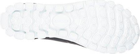 Skechers Donna Ez Flex 2 - Sneaker Nera / Bianca Di Quipster 7.5 B (m)