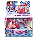 Shopkins Cutie Cars Series 3 Color Change Cuties QT3-C02 Marble Motor