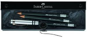Faber-Castell Perfect Pencil Black Gift Set (118351) by Faber-Castell by Faber-Castell