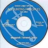 General Ledger Software to accompany Accounting Principles, Weygandt, Jerry J. and Kieso, Donald E., 0470386703