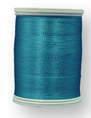 Wt Embroidery Thread Rayon 40 (40WT 850YDS, DEEP PEACOCK)
