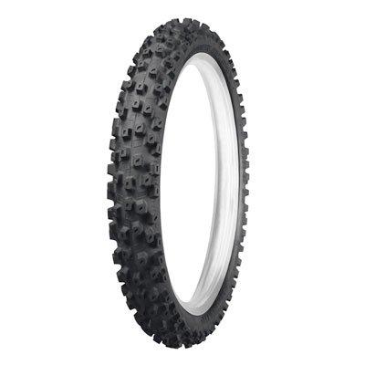 90/90x21 Dunlop MX52 Geomax Intermediate/Hard Terrain Tire - Fits: Alta REDSHIFT MX 2017