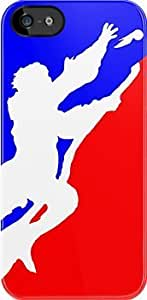 SUUER National Quidditch Association (NQA) Custom Hard CASE for iPhone 5 5s Durable Case Cover by lolosakes