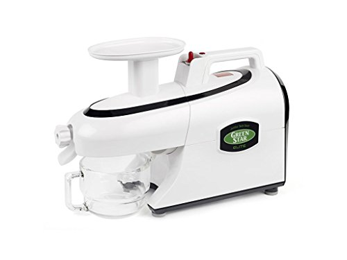 Tribest Green Star Elite GSE-5000 Jumbo Twin Gear Cold Press...