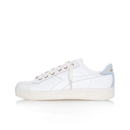 Oro Martin 38 Grigio Sneakers 174349 Bianco Bianco Diadora c8008 Wn Premium Xq45npRxwg