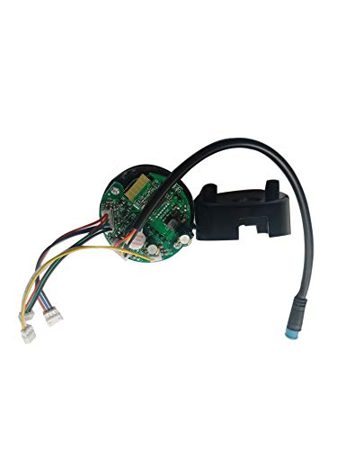 SPEDWHEL Dashboard Instrument Assembly Display Instrument Switch Assembly for NINEBOT ES1 ES2 ES3 ES4 Electric Scooter ()