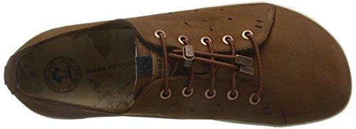 PANAMA de Ville à JACK Lacets Homme pour Chaussures Clair Marron rx6Frgw