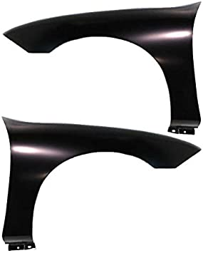 Front,Left Driver Side FENDER For Chevrolet Cavalier GM1240287