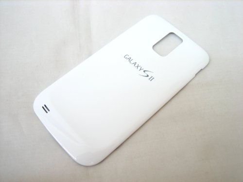 Samsung Galaxy S2 S 2 II SGH-T989 Hercules T-mobile ~ White Back Battery Cover Door Housung Case Plascia ~ Mobile Phone Repair Parts Replacement