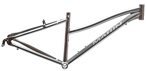 "15"" MARIN SAUSALITO Women's Hybrid City 700c Bike Frame Grey Aluminum NOS NEW"