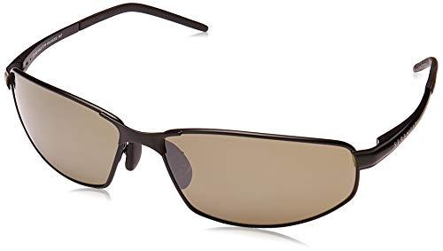 Serengeti Granada Sunglasses, Satin Black with Polarized ()