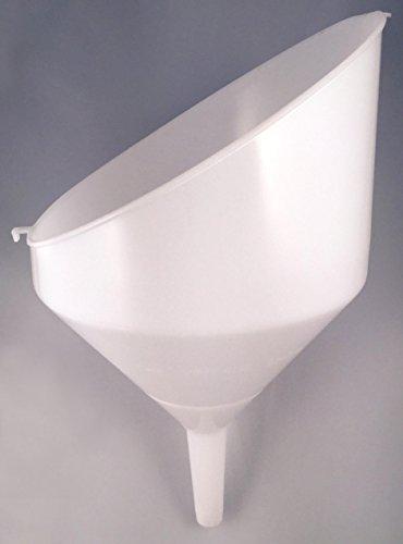 Anti-Splash Funnel with Strainer, 10in