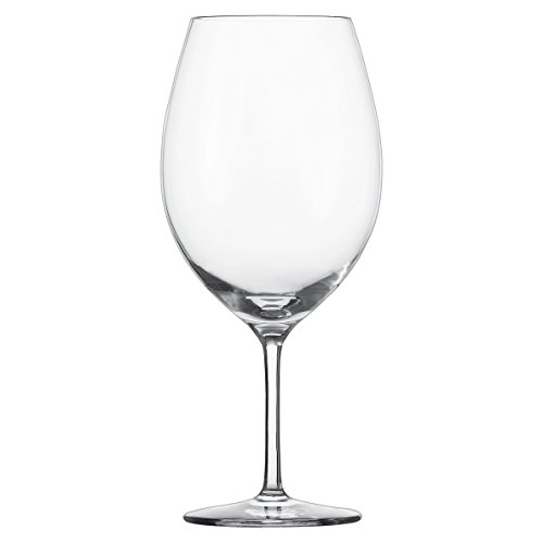 Schott Zwiesel Tritan Crystal Glass Cru Classic Stemware Collection Bordeaux Red Wine Glass, 27.9-Ounce, Set of 6 (Wine Malbec Balance)