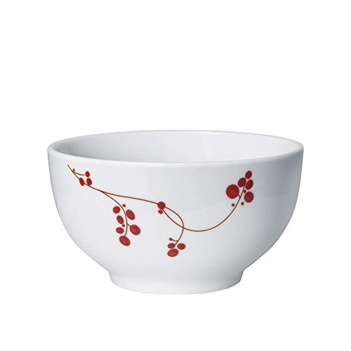 - Gourmet Basics Red Berries Soup Cereal Bowl