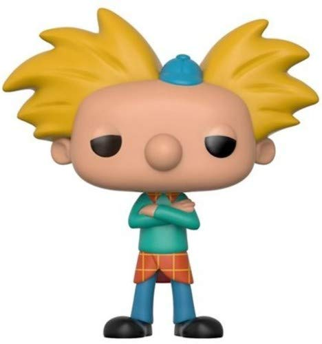 Funko Pop! Television: Hey Arnold! Arnold Collectible Figure -