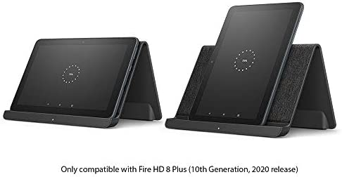 All New, Made for Amazon, Wireless Charging Dock for Amazon Fire HD 8 Plus (handiest suitable with Amazon Fire HD 8 PLUS)