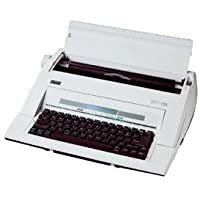 NAKAJIMA WPT-160S Portable Electronic Word Processing Typewriter w/Spanish Keyboard, 16K Storage Memory, 20 Character LCD Display, Full Line Correction Memory, Automatic Word Correction, Spellcheck