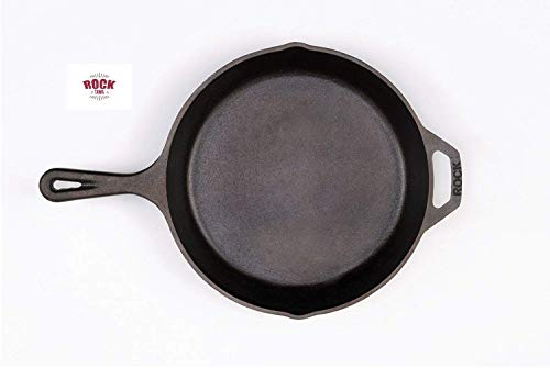 Rock Tawa PAN 10.5 In Pre-Seasoned Cast Iron Skillet Price & Reviews
