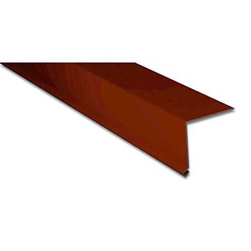 Beschichtung 25 /µm Dachblech Material Stahl Profilblech Farbe Rotbraun Profil PS35//1035TRA Trapezblech St/ärke 0,50 mm