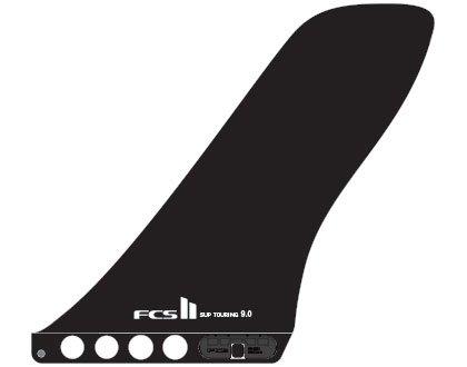 "FCS II Touring 9"" SUP Fin - Black"