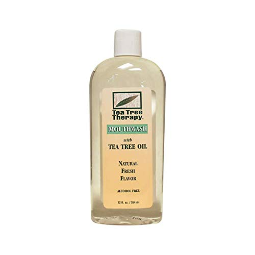 (Tea Tree Therapy Mouthwash, 12 Ounce)