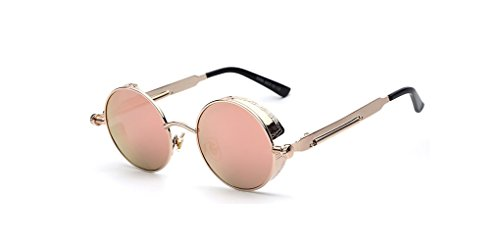 Steampunk Fashion Sunglasses NYC 5