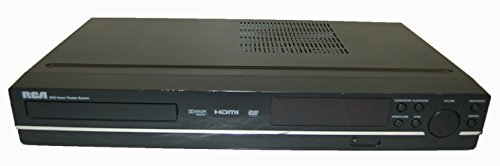 Rca Home Theater Receiver - RCA Model RTD315W DVD Home Theater System - Main Receiver Unit w/ HDMI Output