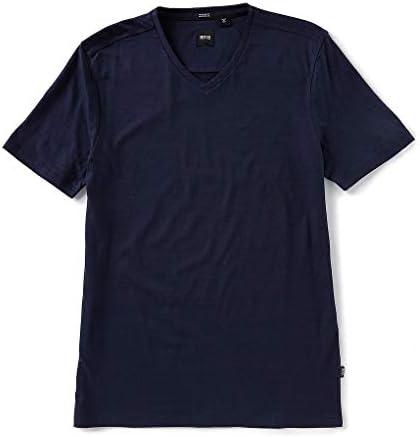 [ヒューゴボス] メンズ Tシャツ BOSS Tilson Short-Sleeve V-Neck Tee [並行輸入品]