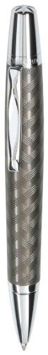 Waterford Kilbarry Rhombus, Matte Titanium Ball Pen/Capless Roller Ball (WF/472/MTT)