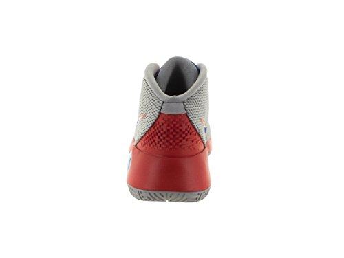 Nike Kd Trey 5 Iii Mens Basketskor Grå Svart
